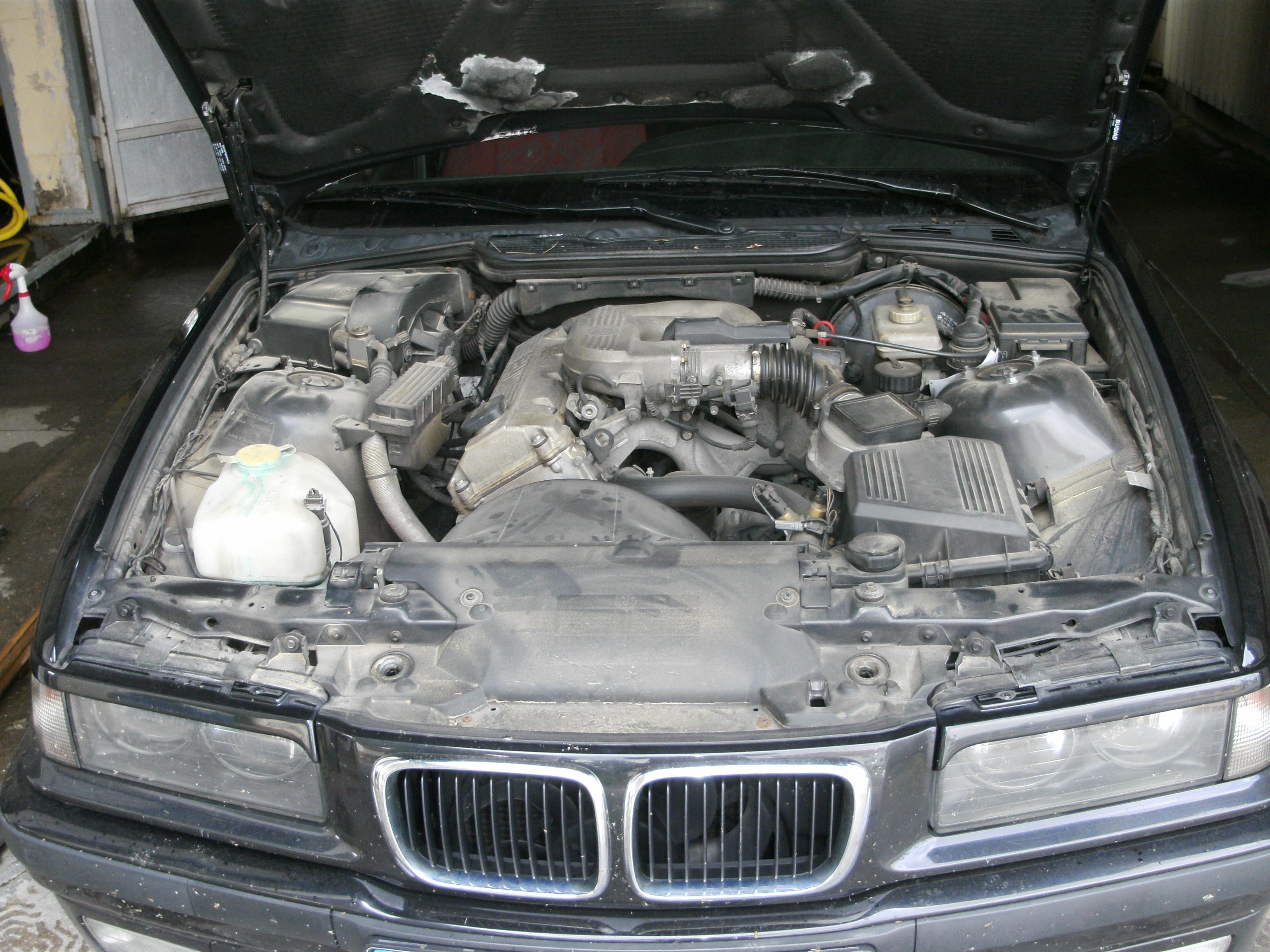 2-Motor-Vorher